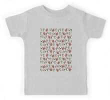 Cute Penguins Kids Tee
