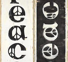 Peace by cynthiaholland
