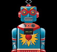 Hellobot 1 by Billy Davis
