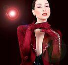 Cabaret Singer  by Shevaun  Shh!