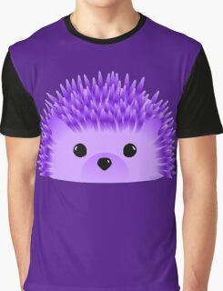 Redgy, the Hedgehog Graphic T-Shirt