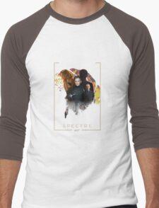 24th james bond movie spectre Men's Baseball ¾ T-Shirt