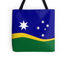 Southern Horizon - The New Australian Flag Tote Bag