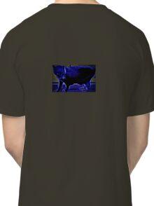 Carolina Blue Cat Classic T-Shirt