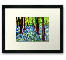 Springtime Splendour Framed Print