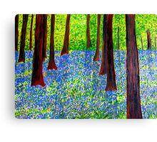 Springtime Splendour Canvas Print