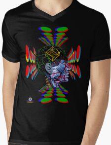 Hyper Mind 9 Mens V-Neck T-Shirt