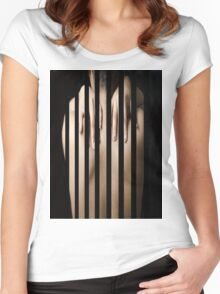 Prisoner  Women's Fitted Scoop T-Shirt