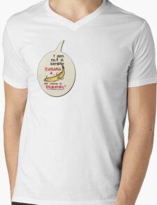 Mukimpo Mens V-Neck T-Shirt
