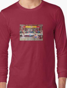 Dinner Theatre Long Sleeve T-Shirt