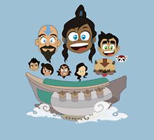 Legend of Korra Airship Journey T-Shirt