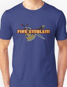 BLAZING SWORD | Fire Emblem Titles T-Shirt