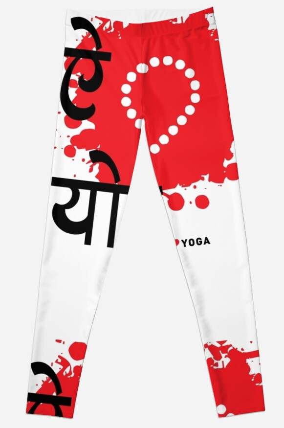 I LUV YOGA by kausthub