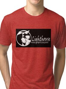 Lighthouse Youth Tri-blend T-Shirt