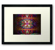 Blooms Delight  Framed Print