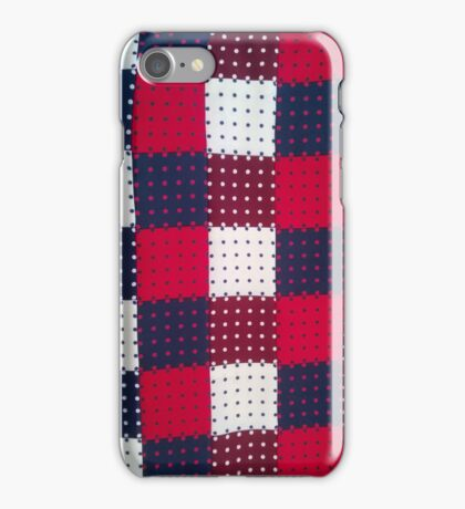Chuck Bass' Scarf iPhone Case/Skin