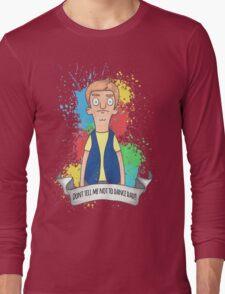 Jimmy Jr bobs burgers Long Sleeve T-Shirt