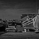Mono Luzzu ---- M'Xlokk Malta by Edwin  Catania