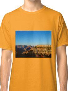 Sun Set Canyon Classic T-Shirt