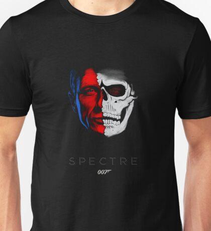 spectre bond 24th movie Unisex T-Shirt