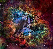 When The Stars Are Right - The Crab Nebula in Taurus by Richard Maier