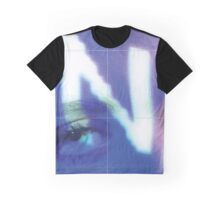 N O eyes Graphic T-Shirt