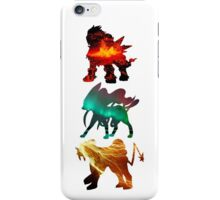 the legendary trio (beasts) iPhone Case/Skin