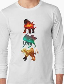 the legendary trio (beasts) T-Shirt