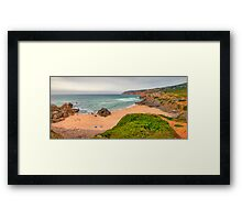 its the lens!....or is it me.....(?) Framed Print