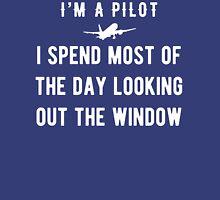 Funny Pilot Job Description T Shirt Unisex T-Shirt
