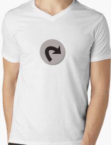 Tap (Magic the Gathering) Mens V-Neck T-Shirt