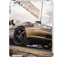 EX5LTR UBC Burnout Launch iPad Case/Skin