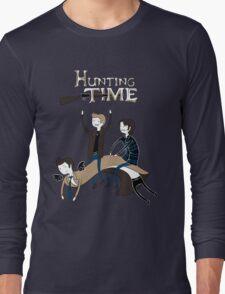 Hunting Time. Long Sleeve T-Shirt
