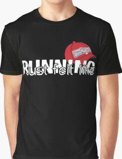 I Just Felt Like Running Graphic T-Shirt