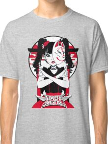 BABYMETAL - MEGITSUNE Classic T-Shirt