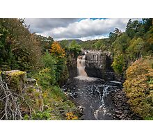 Autumn at High Force Photographic Print