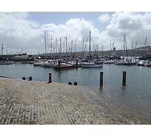 Harbour Photographic Print
