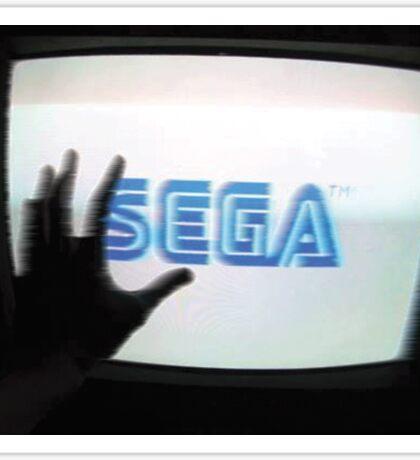 Enter The SEGA Sticker