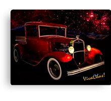 32 Ford Pickup Starlight Canvas Print