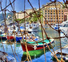 Camogli Oil 1 by oreundici