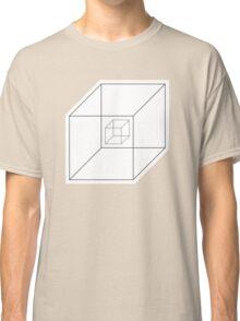 BEWARE HYPNO-CUBE! Classic T-Shirt
