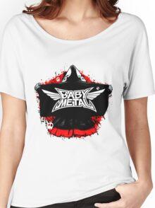 BABYMETAL - SKELETON HOODIE Women's Relaxed Fit T-Shirt