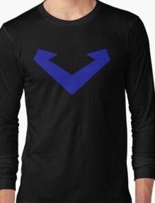Nightwing Costume Long Sleeve T-Shirt