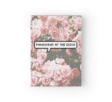 panicking! at the disco Hardcover Journal
