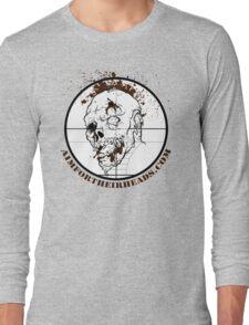 Aim For Their Heads - Zed Shot Long Sleeve T-Shirt