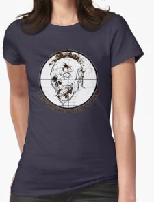 Aim For Their Heads - Zed Shot Womens Fitted T-Shirt