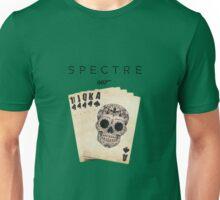 spectre 007 skull logo 2 Unisex T-Shirt