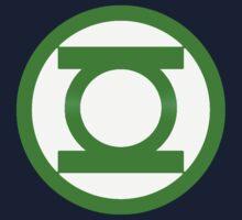 Green Lantern Symbol Kids Clothes