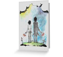 Let Me Love You Greeting Card