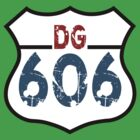 DG FOO FIGHTER STUDIO 606 SHIELD by DanFooFighter